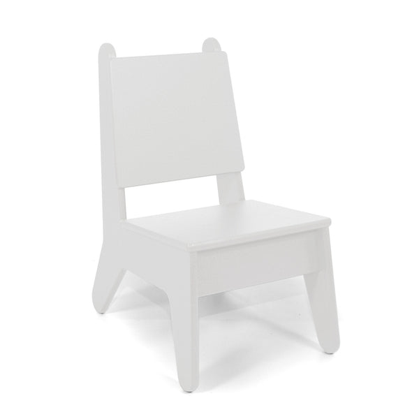 BB02 Chair in White