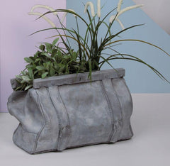 Sac Cement Pot/Object Holder