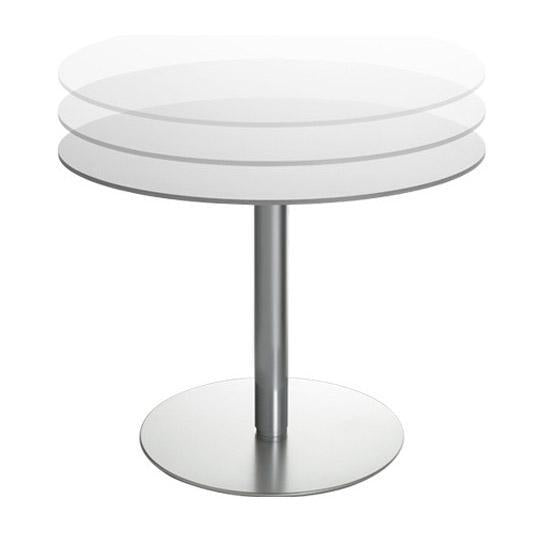Rondo Bar Table - Adjustable