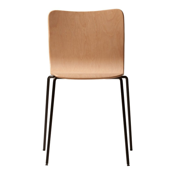 Miro 410Y Stackable Dining Chair - Unupholstered
