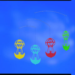 Mobiles - Hans Christian Andersen Balloons In Color