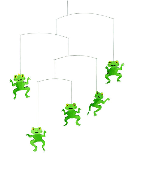 Mobiles - Happy Frogs Mobile