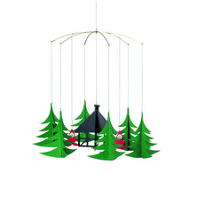 Mobiles - Pixies In The X-Mas Forest