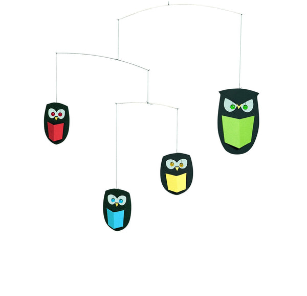 Mobiles - The Wisest Owl Mobile