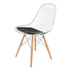 Case Study Wire Chair - Dowel Base
