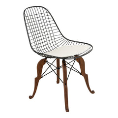 Case Study Wire Chair - Prince Charles Base