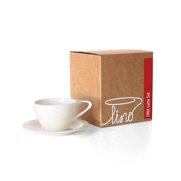 FINA Latte Set of Two