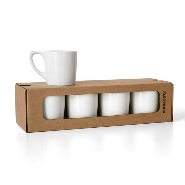 LINO Coffee Mugs Set of 4