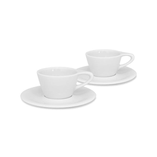 LINO Double Cappuccino Cups Gift Set (set of 2)