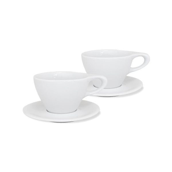 Mugs - LINO Large Latte Cups Gift Set (set Of 2)