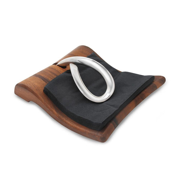Napkin Holders & Rings - Breeze Napkin Holder