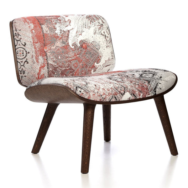 Nut Lounge Chair - Signature Oil Fabric