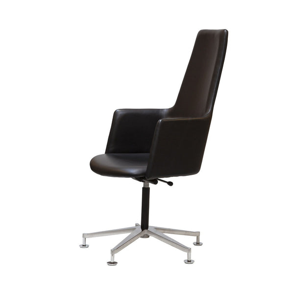 Office Chairs - Fortuna Tall Chair - 5-Star Base