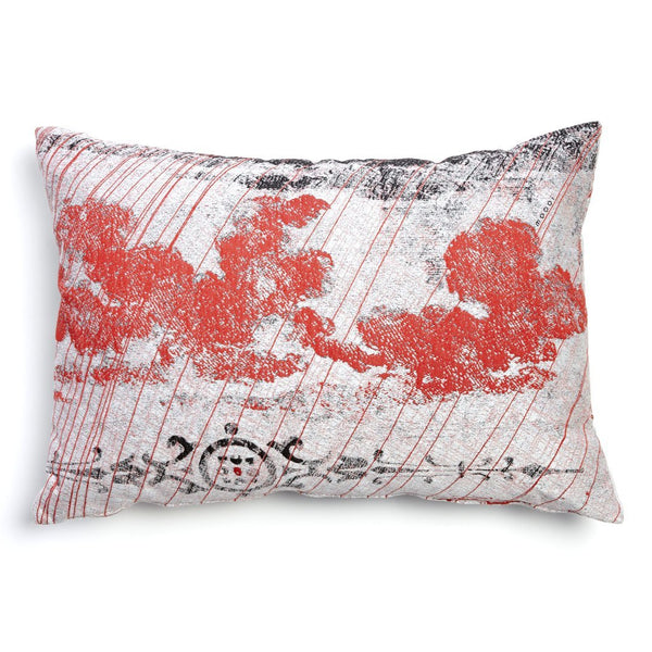 Heritage & Oil Pillows - Set of 3