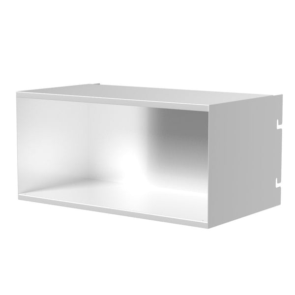 System 1224 Accessory - Illuminated Open Cabinet