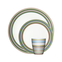 Origo Brown Dinnerware