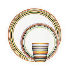 Origo Orange Dinnerware