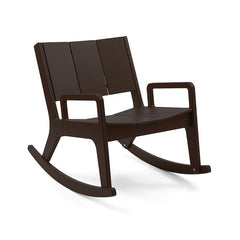 Outdoor Chairs - No. 9 Rocking Outdoor Lounge Chair