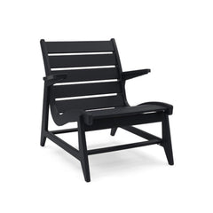 Outdoor Chairs - Ralph Rapson Low Back With Arms