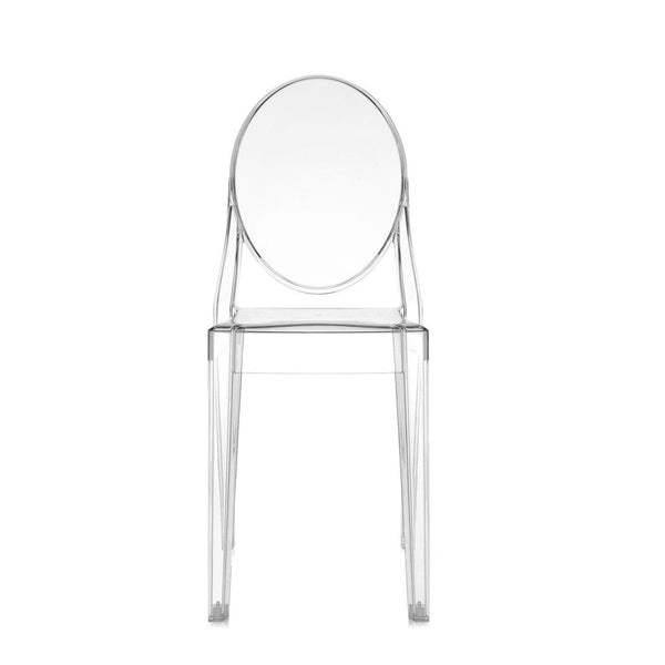 Outdoor Chairs - Victoria Ghost - Set Of 2