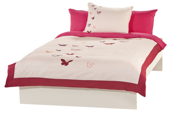 Outlet - Butterflies Duvet Set - Outlet Item (Condition: Opened Box)