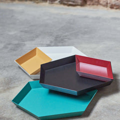 Outlet - Kaleido Trays - Aubergine / X-Small - Outlet