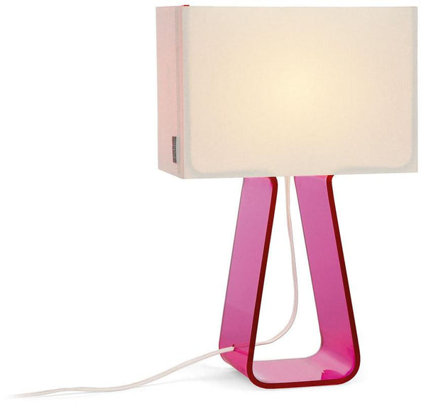 Outlet - Pablo Tube Top Lamp - Hot Pink - Outlet