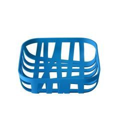 Outlet - Wicker Bread Basket - Blue - Outlet