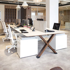 Partita Double Sided Desk
