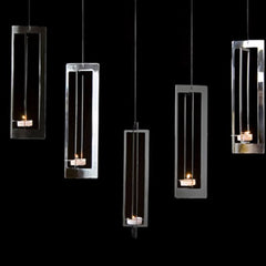 Pendants - Axi Tealight Pendants
