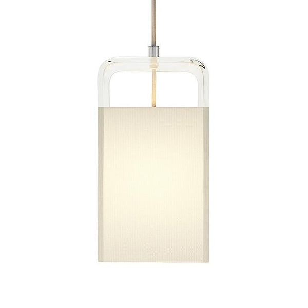 Tube Top Pendant Lamp