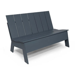 Picket Double Bench - Low Back