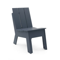 Tall Picket Chair - Low Back