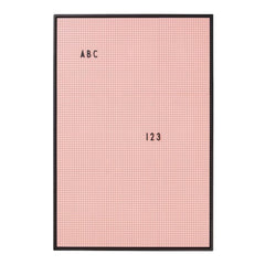 AJ Vintage ABC Message Board A2