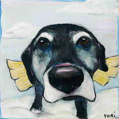 Posters & Prints - All Good Dogs Painting