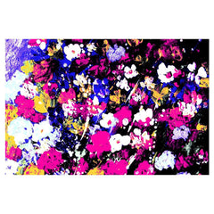 Posters & Prints - Color Burst Painting