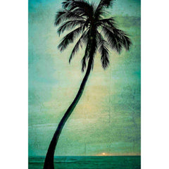 Posters & Prints - Lone Palm Painting