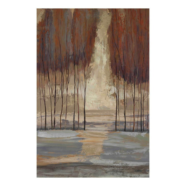 Posters & Prints - Wild Wood I Painting