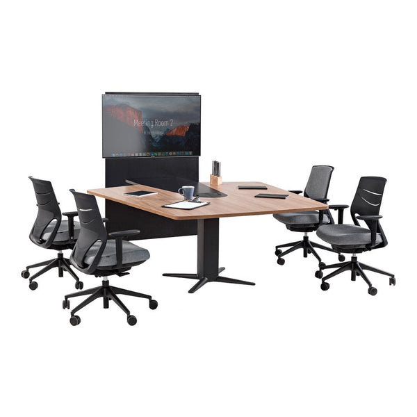 Power 100 Video Conference Table
