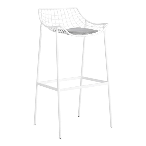 Summer Set Bar/Counter Stool w/ Seat Pad