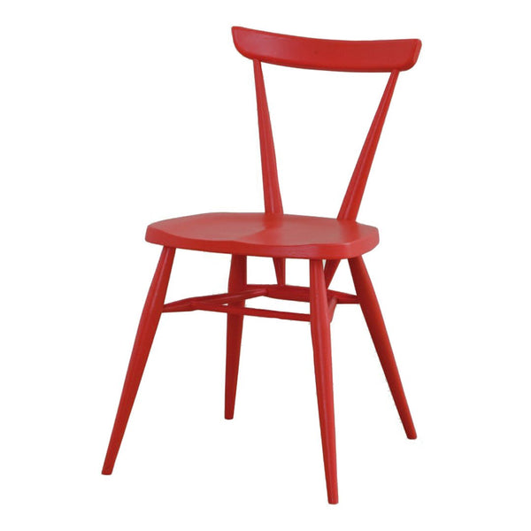 Originals Stacking Chair - Red - Outlet