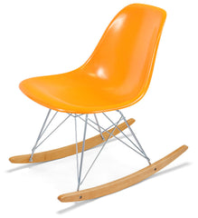 Rocking Chairs - Side Chair Shell Rocker