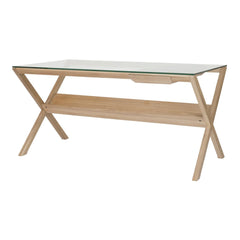 Covet Desk - Oak - Outlet