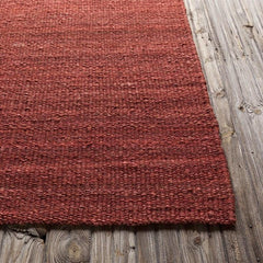 Rugs - Amela 770 Area Rug - Red