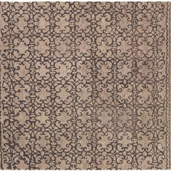 Rugs - Berlow 32100 Wool Area Rug - Tan/Brown