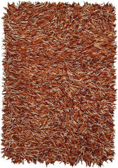 Rugs - Cyrah 1080 Shag Area Rug - Red/Orange/Ivory