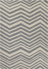 Rugs - Davin 25807 Rug - White/Grey