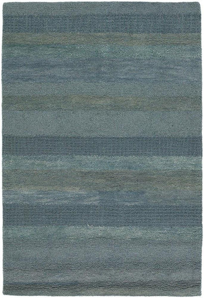 Dejon 1960 Area Rug - Blue/Grey