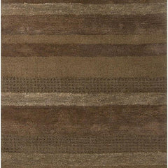 Rugs - Dejon 1960 Area Rug - Charcoal/Taupe/Brown