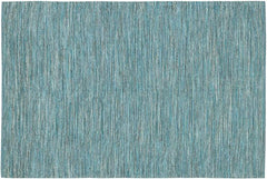 Rugs - India Solid Rug - Blue